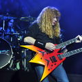 MEGADETH / SLAYER / ZUUL FX (Paris - march 26, 2011)