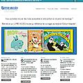 Livres-accès : site de référence ouvrages jeunesse en edition adaptée ! - livres-acces.fr