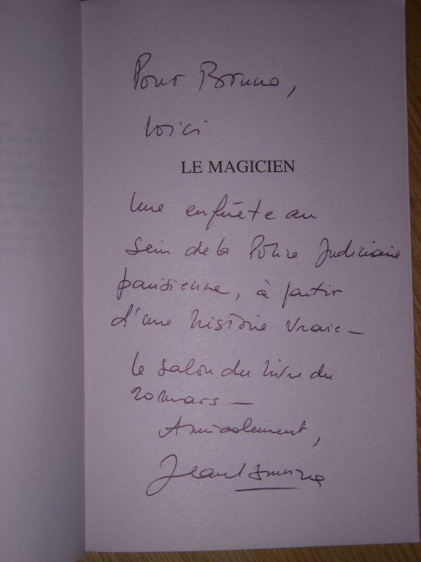 Jean Marc Souvira - Le magicien