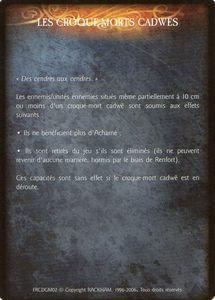 Croque-Mort Cadwë 02 - Les croque-morts cadwës