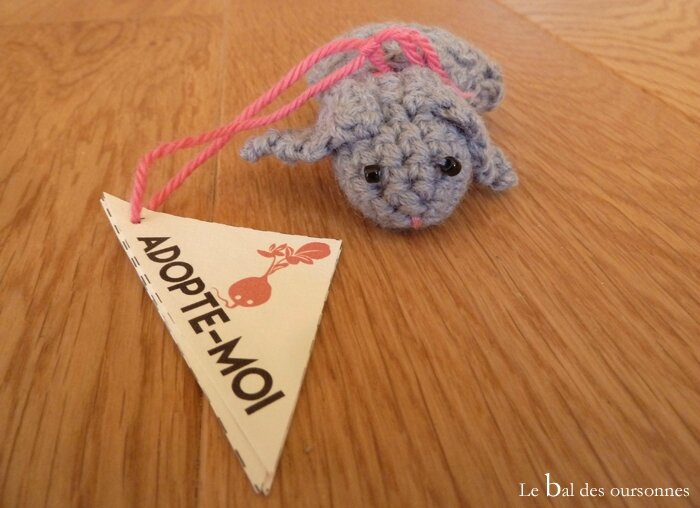 89 Lapin bélier crochet Adopte un amigurumi blog