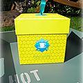 ╰☽ 5# box's de juillet 07.13