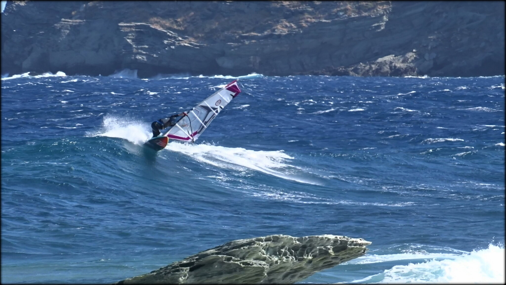 PERSPECTIVES BACK-WINDSURF !...