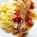 Pilons de poulet à la provençale
