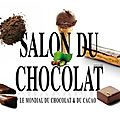 Salon du chocolat 2011 paris
