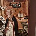 Rétable de Verdù, musée épiscopal de Vic (Catalogne)MEV 1773-P1200195