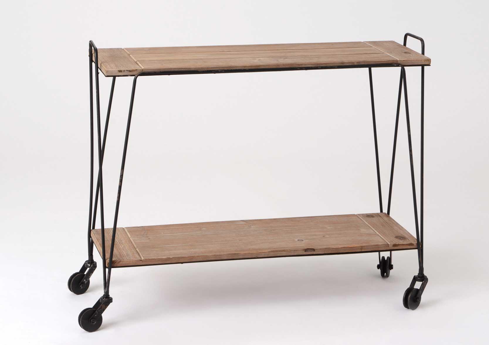 meubles industriels chez amadeus meubles et d coration. Black Bedroom Furniture Sets. Home Design Ideas