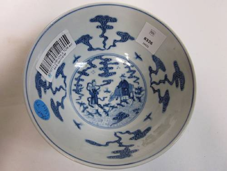 A_sgraffito_blue_enamel_ground_porcelain_bowl_with_underglaze_blue_and_famille_rose_enamel_decoration2