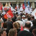 Lx- Manifestation pour la retraite 22 mai 08