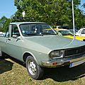 RENAULT 12 pick-up Madine (1)