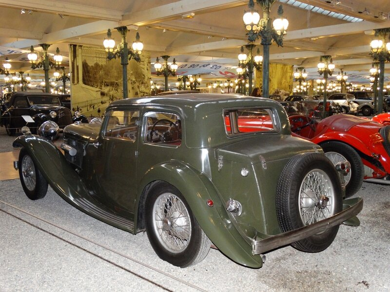 STANDARD SWALLOW SSI coach 1934 Mulhouse (2)
