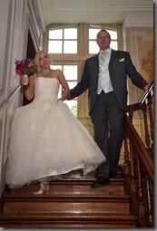 Mariage Eve et Christopher
