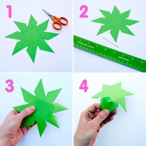 paper-diamond-how-to
