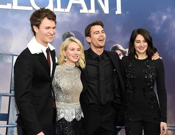 Divergent 3_Allegiant - New York Premiere 06