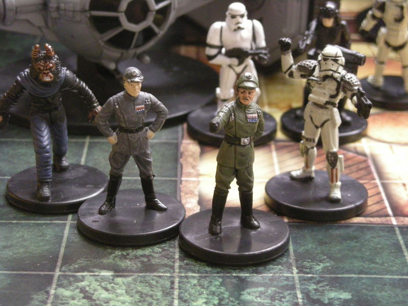 figurine a peindre star wars