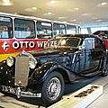 MERCEDES BENZ 320 Streamline berline 1939 Stuttgart (1)