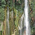 La cascade de sillans