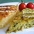~~ galette de pomme de terre ou de courgette ~~