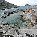 Marseille calanque