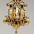 Pendant with Venus, 1580-1620