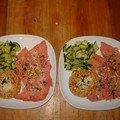 Un dîner en amoureux!!!