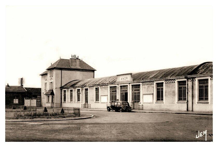 ANOR La Gare 4