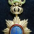 Etoile d'Officier du Dragon d'Annam
