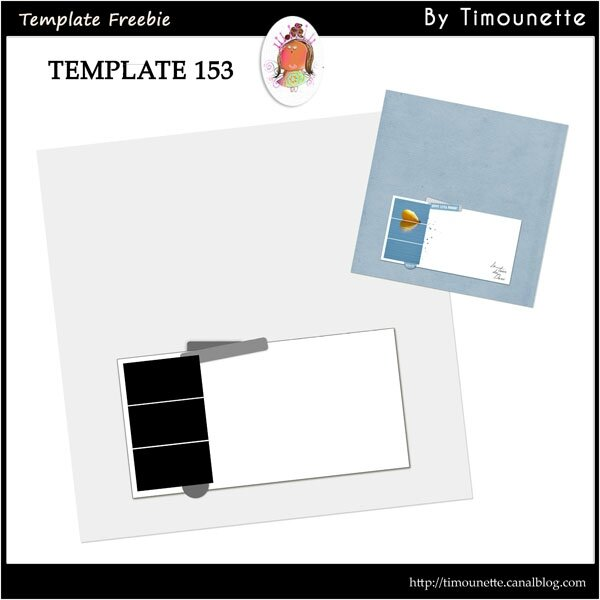 preview Template 153 by Timounette
