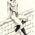 Pin Up 2007 Vampirella