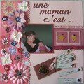 une maman c'est ...