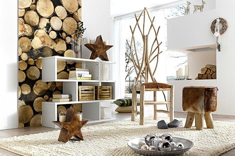 idée-deco-tendance-ambiance-décoration-scandinave-chaise-bois-flotee-originale