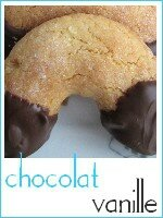 Biscuits lunes choco-vanille index