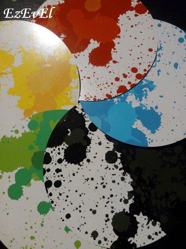 Color smash EzEvEl 3