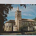 St Papoul abbaye