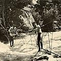 Scoutisme unioniste - ourika - oukaimeden - cavagnac 54-55