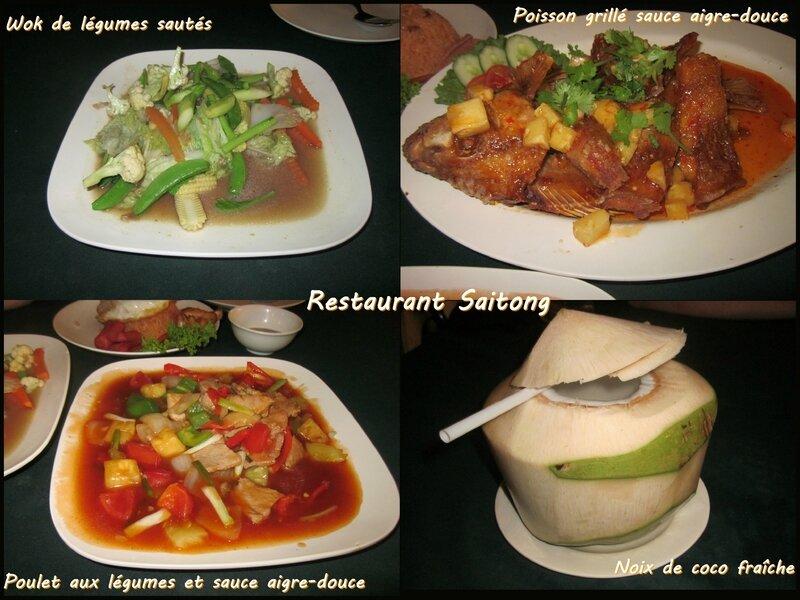 Saitong restaurant