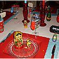 table Matriochkas 2 007