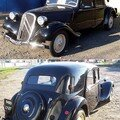 CITROEN - Traction 11B - 1951