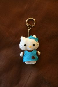 Porte-clés_Hello Kitty_002