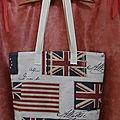 Un sac londres pour une demoiselle!!!!