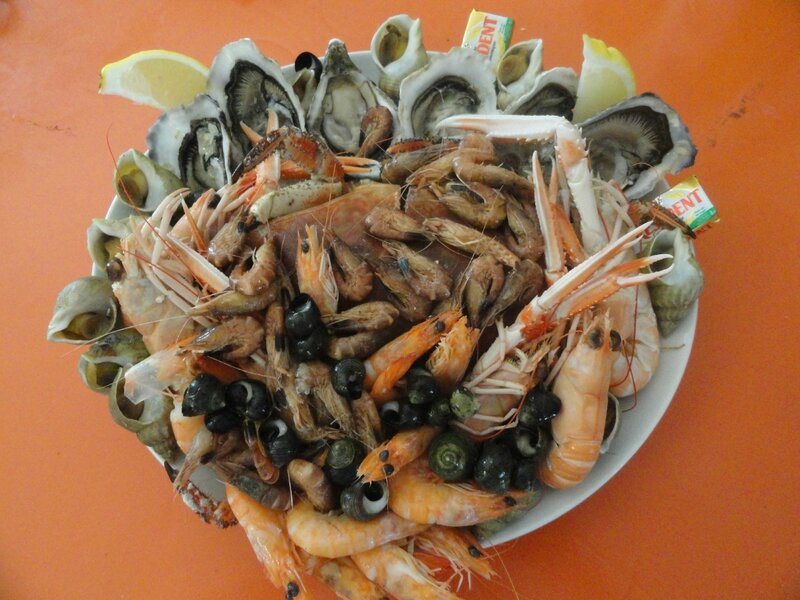 photo et plateau fruit de mer 005