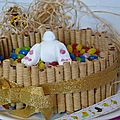 les gâteaux pour garçons et filles