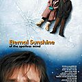 Eternal sunshine of the spotless mind de michel gondry avec jim carrey, kate winslet