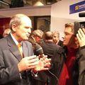 Francois LOOS ministre de l'industrie pour RTL9