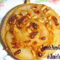 Tartelette à la poire-gingembre