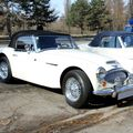 Austin healey 3000 Z MKIII convertible (Retrorencard) 01