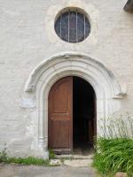 201608 Chapelle romane Causse Méjean2