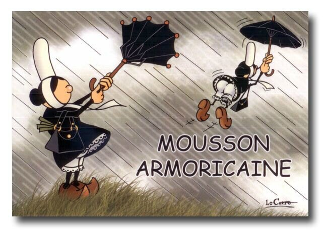 mousson armoricaine