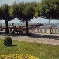 1977 : Tamaris, place louis david, jetée Andernos (JRB)