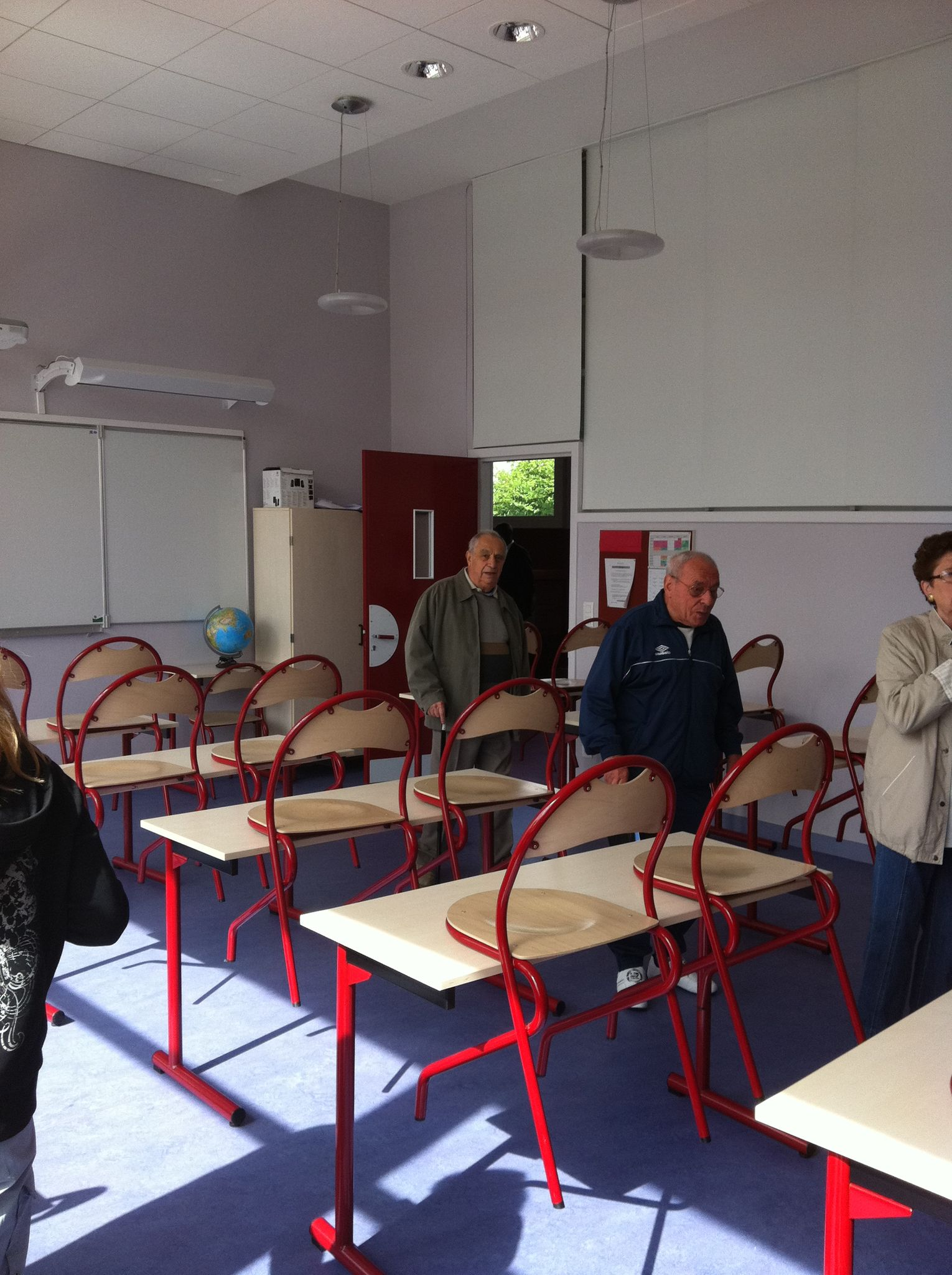 Inauguration groupe scolaire Condorcet